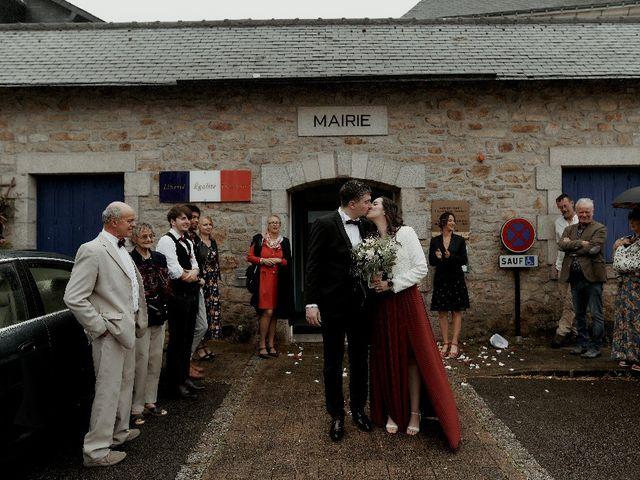 Le mariage de Mathilde  et Mickael