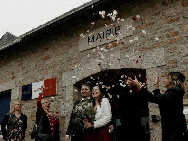 Le mariage de Mickael  et Mathilde  à Ploemeur, Morbihan 13