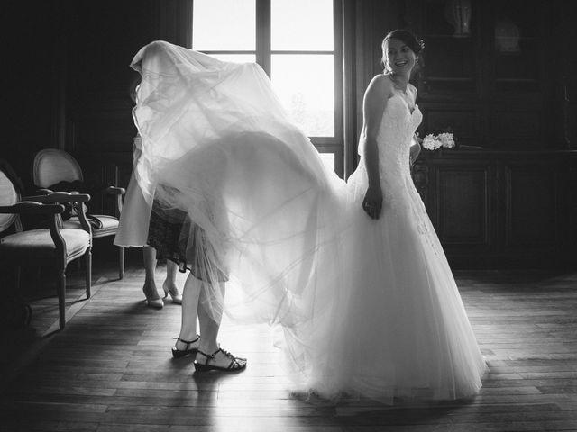 Le mariage de Pierre et Elodie à Saint-Barthélemy-d'Anjou, Maine et Loire 10