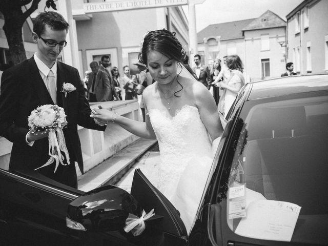 Le mariage de Pierre et Elodie à Saint-Barthélemy-d'Anjou, Maine et Loire 25
