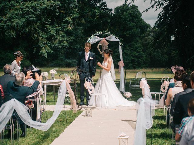 Le mariage de Pierre et Elodie à Saint-Barthélemy-d'Anjou, Maine et Loire 27