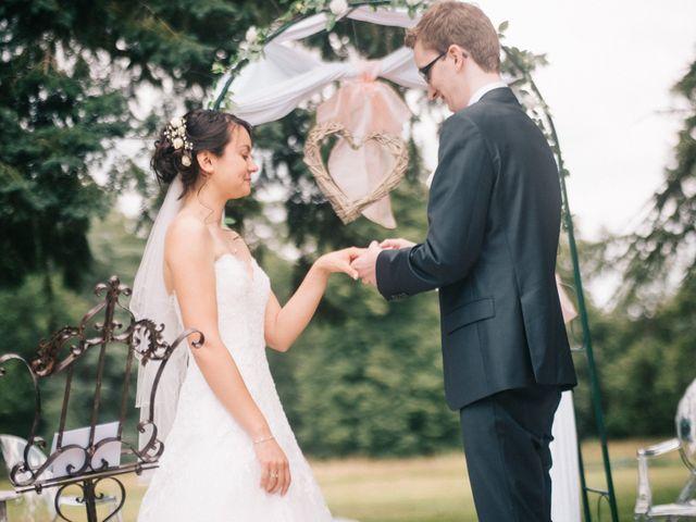 Le mariage de Pierre et Elodie à Saint-Barthélemy-d'Anjou, Maine et Loire 30
