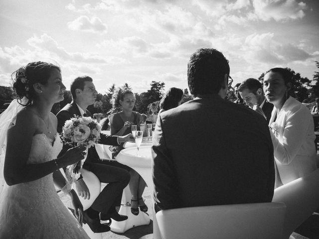 Le mariage de Pierre et Elodie à Saint-Barthélemy-d'Anjou, Maine et Loire 37