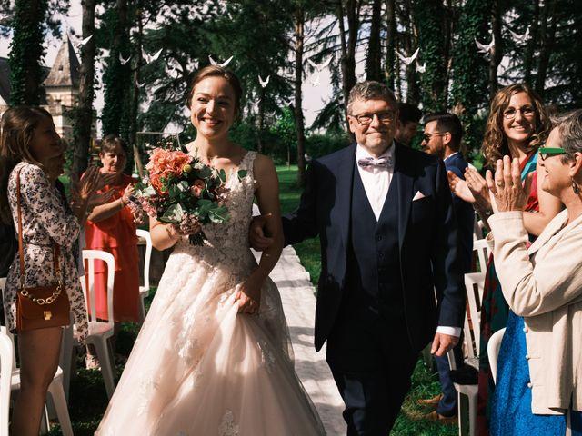 Le mariage de Soizic et Rémy à Châtillon-sur-Indre, Indre 23