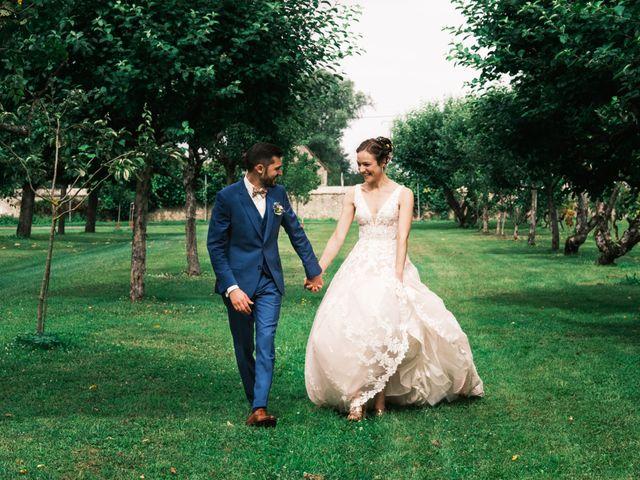 Le mariage de Soizic et Rémy à Châtillon-sur-Indre, Indre 31