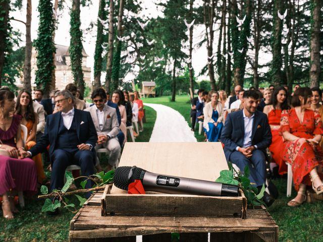 Le mariage de Soizic et Rémy à Châtillon-sur-Indre, Indre 33