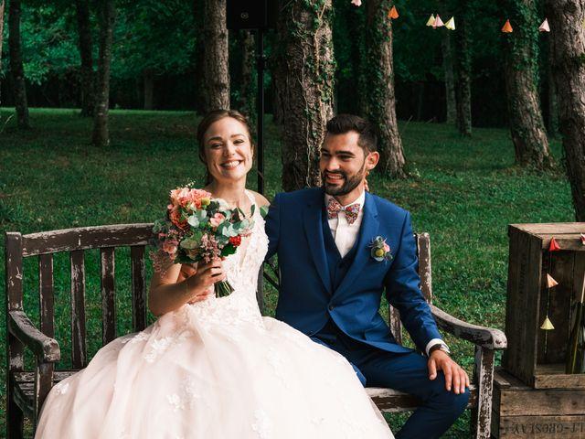 Le mariage de Soizic et Rémy à Châtillon-sur-Indre, Indre 36
