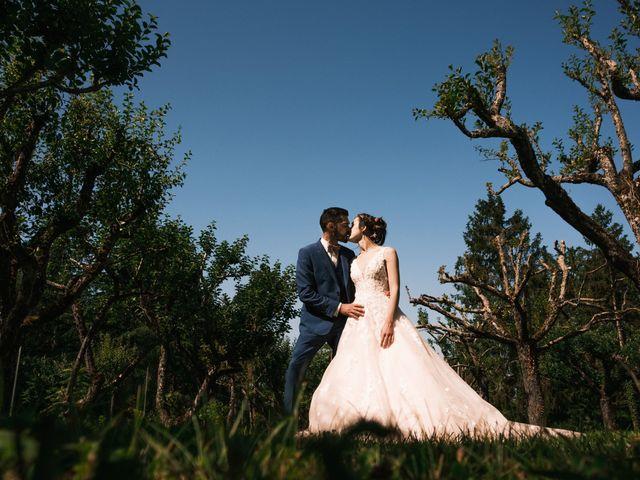 Le mariage de Soizic et Rémy à Châtillon-sur-Indre, Indre 79