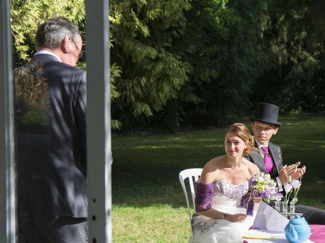 Le mariage de Arnaud et Charlotte à Mauron, Morbihan 3