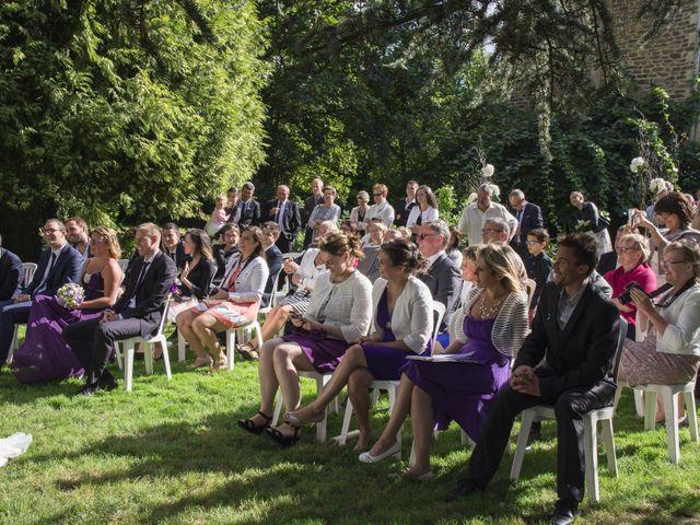 Le mariage de Arnaud et Charlotte à Mauron, Morbihan 4