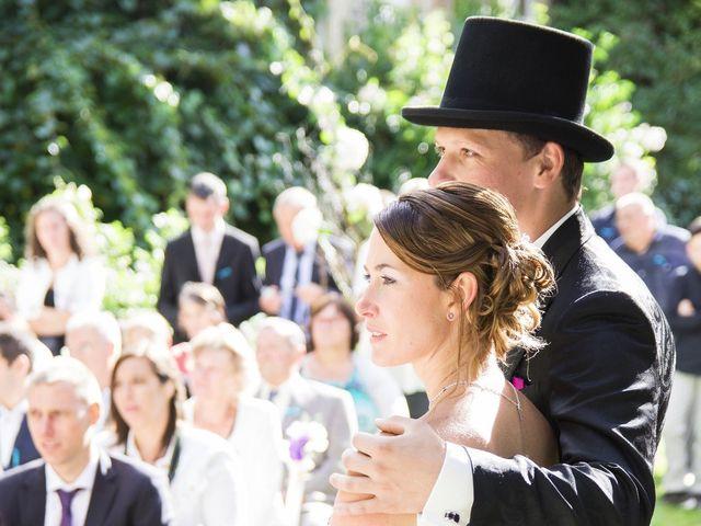 Le mariage de Arnaud et Charlotte à Mauron, Morbihan 5