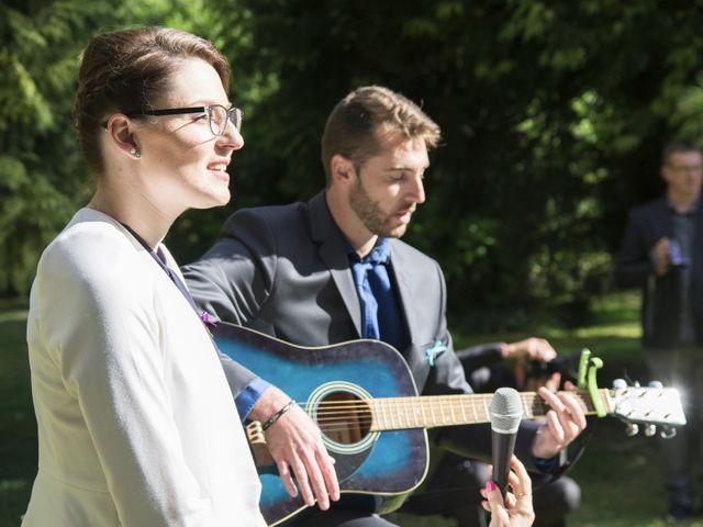 Le mariage de Arnaud et Charlotte à Mauron, Morbihan 6
