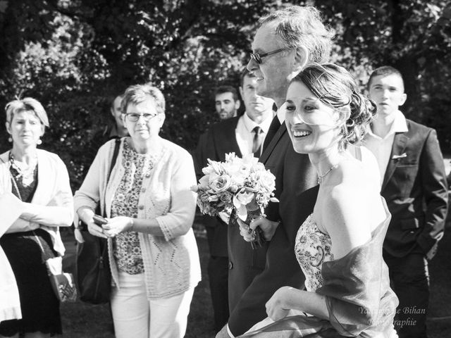 Le mariage de Arnaud et Charlotte à Mauron, Morbihan 10