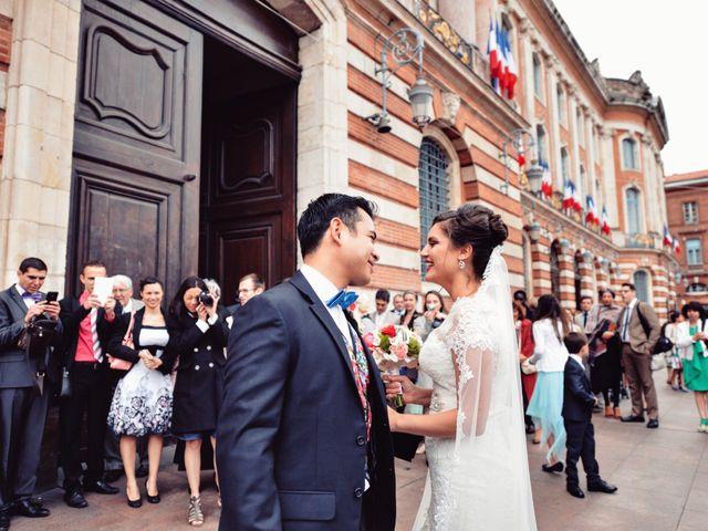 Le mariage de Fernando et Jade à Toulouse, Haute-Garonne 5