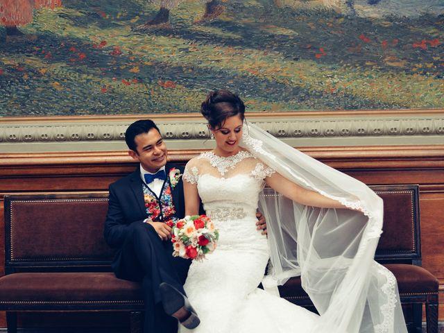 Le mariage de Fernando et Jade à Toulouse, Haute-Garonne 9