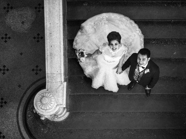 Le mariage de Fernando et Jade à Toulouse, Haute-Garonne 13