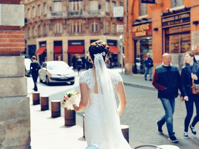 Le mariage de Fernando et Jade à Toulouse, Haute-Garonne 14