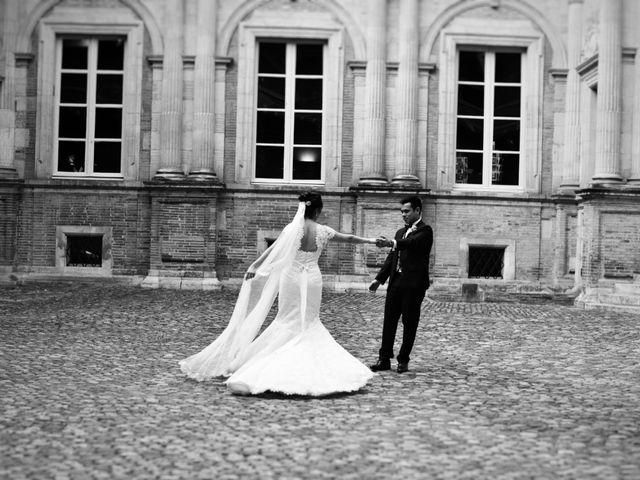 Le mariage de Fernando et Jade à Toulouse, Haute-Garonne 16