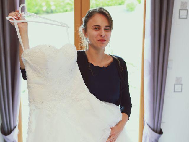 Le mariage de Alban et Olivia à Saint-Laurent-les-Églises, Haute-Vienne 9