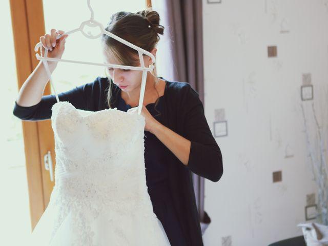 Le mariage de Alban et Olivia à Saint-Laurent-les-Églises, Haute-Vienne 10