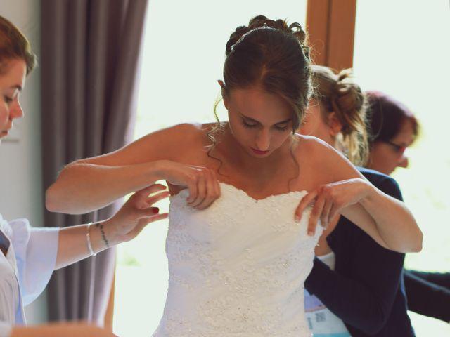 Le mariage de Alban et Olivia à Saint-Laurent-les-Églises, Haute-Vienne 22