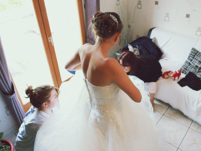Le mariage de Alban et Olivia à Saint-Laurent-les-Églises, Haute-Vienne 24