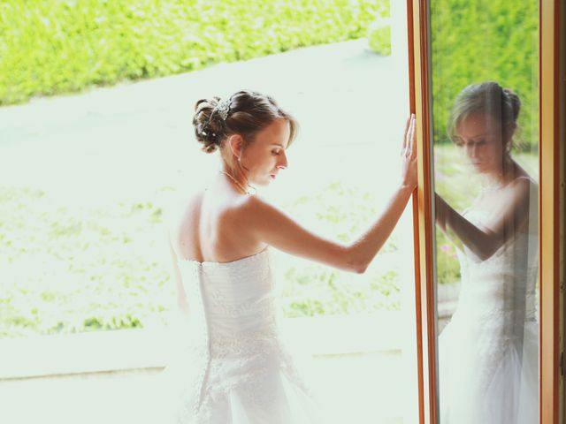 Le mariage de Alban et Olivia à Saint-Laurent-les-Églises, Haute-Vienne 26