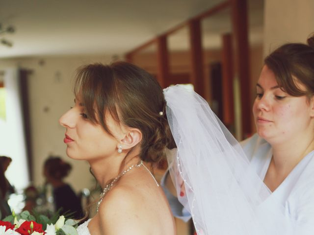 Le mariage de Alban et Olivia à Saint-Laurent-les-Églises, Haute-Vienne 32