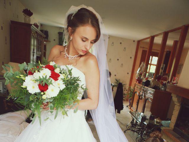 Le mariage de Alban et Olivia à Saint-Laurent-les-Églises, Haute-Vienne 33