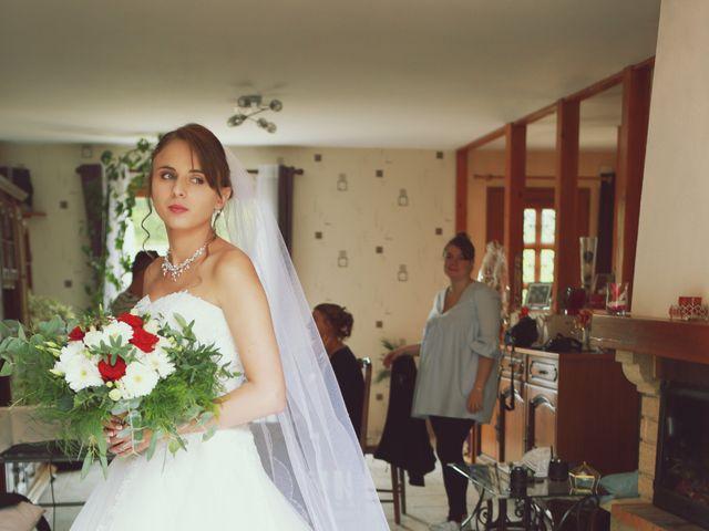 Le mariage de Alban et Olivia à Saint-Laurent-les-Églises, Haute-Vienne 34