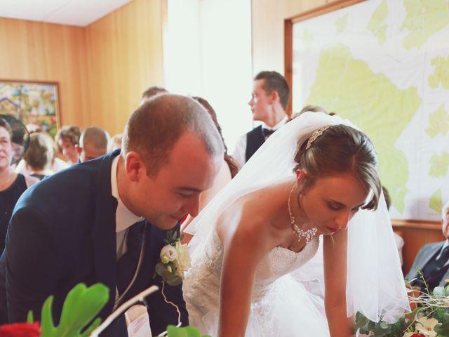Le mariage de Alban et Olivia à Saint-Laurent-les-Églises, Haute-Vienne 52
