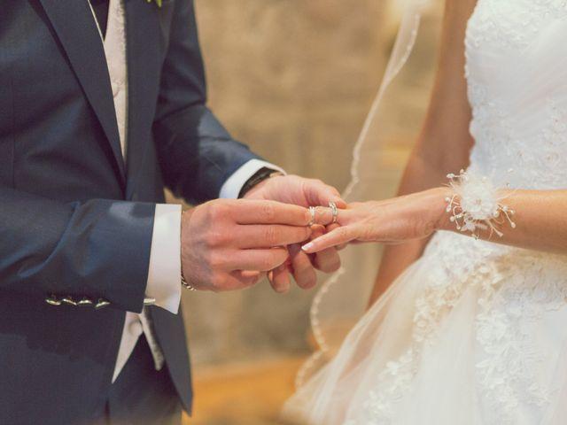 Le mariage de Alban et Olivia à Saint-Laurent-les-Églises, Haute-Vienne 56
