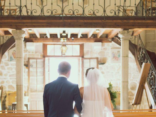 Le mariage de Alban et Olivia à Saint-Laurent-les-Églises, Haute-Vienne 57