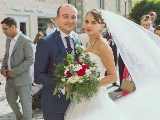 Le mariage de Alban et Olivia à Saint-Laurent-les-Églises, Haute-Vienne 1