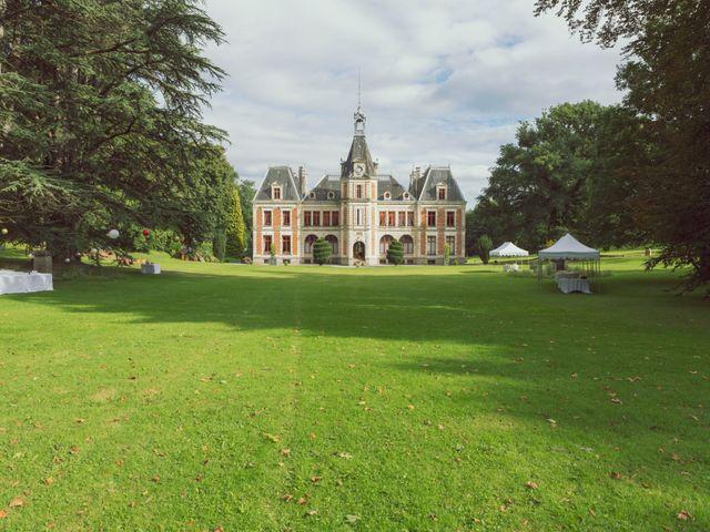 Le mariage de Alban et Olivia à Saint-Laurent-les-Églises, Haute-Vienne 59