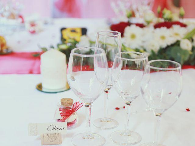 Le mariage de Alban et Olivia à Saint-Laurent-les-Églises, Haute-Vienne 63