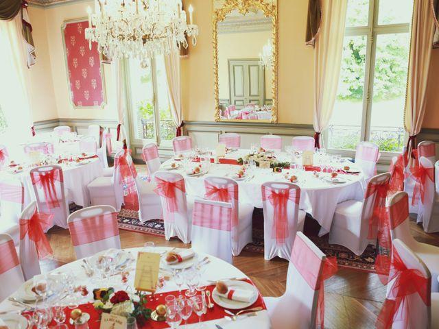 Le mariage de Alban et Olivia à Saint-Laurent-les-Églises, Haute-Vienne 74