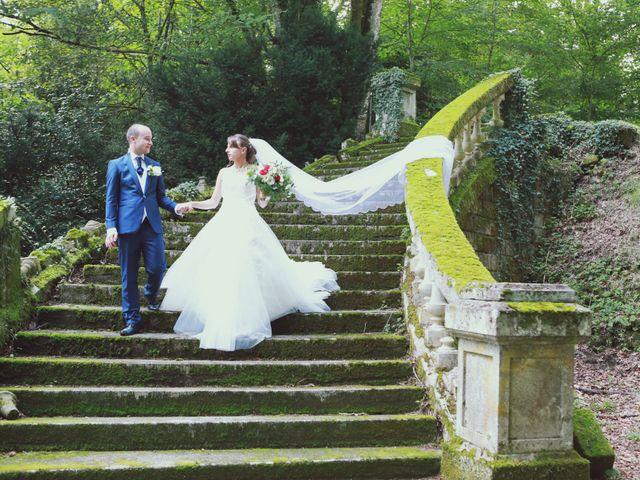 Le mariage de Alban et Olivia à Saint-Laurent-les-Églises, Haute-Vienne 76