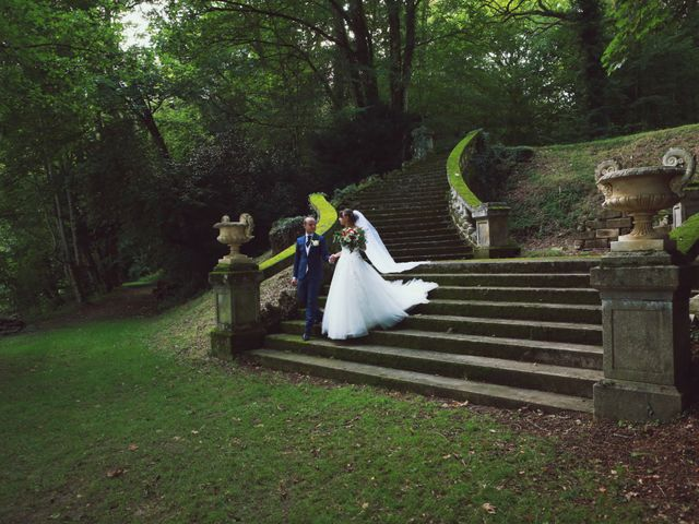 Le mariage de Alban et Olivia à Saint-Laurent-les-Églises, Haute-Vienne 77
