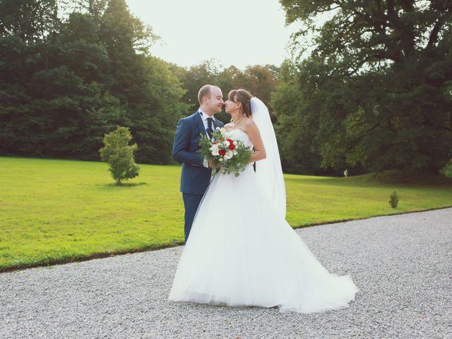 Le mariage de Alban et Olivia à Saint-Laurent-les-Églises, Haute-Vienne 79