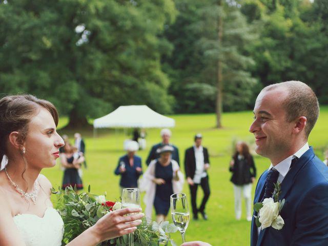 Le mariage de Alban et Olivia à Saint-Laurent-les-Églises, Haute-Vienne 80