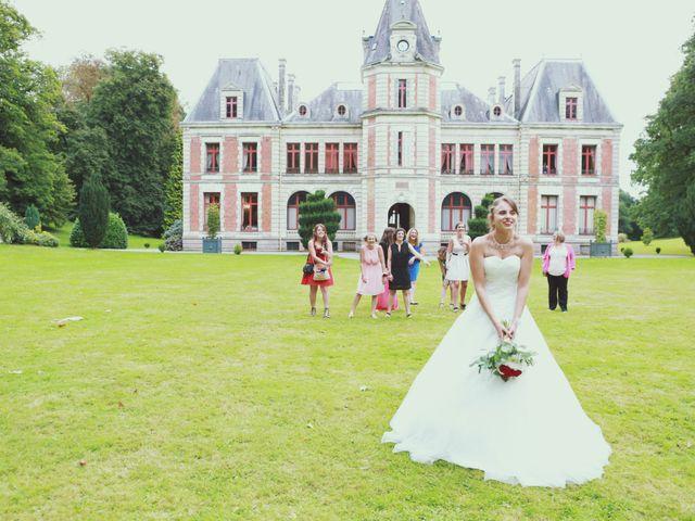 Le mariage de Alban et Olivia à Saint-Laurent-les-Églises, Haute-Vienne 82