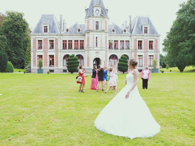 Le mariage de Alban et Olivia à Saint-Laurent-les-Églises, Haute-Vienne 83