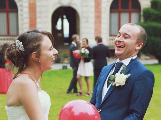 Le mariage de Alban et Olivia à Saint-Laurent-les-Églises, Haute-Vienne 90