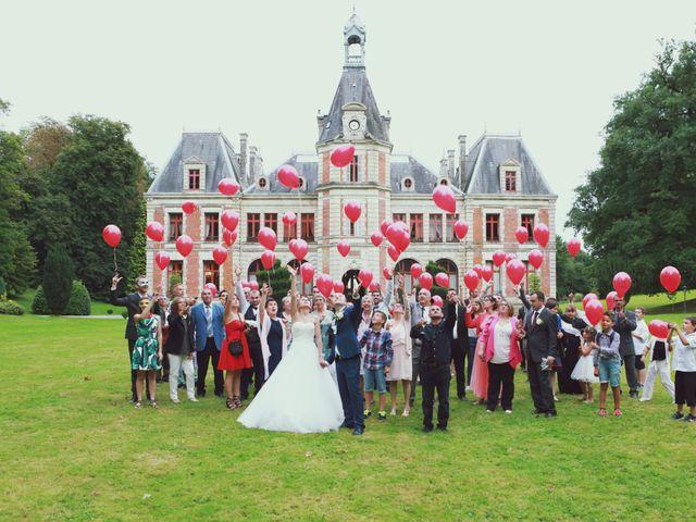 Le mariage de Alban et Olivia à Saint-Laurent-les-Églises, Haute-Vienne 92