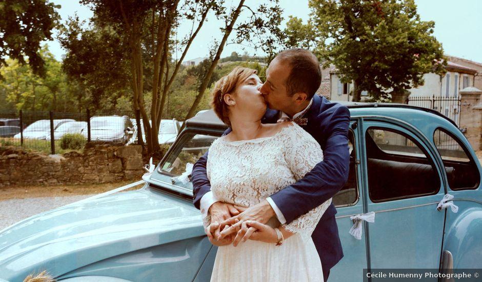 Le mariage de Nicolas et Anne à Salles-sur-l'Hers, Aude