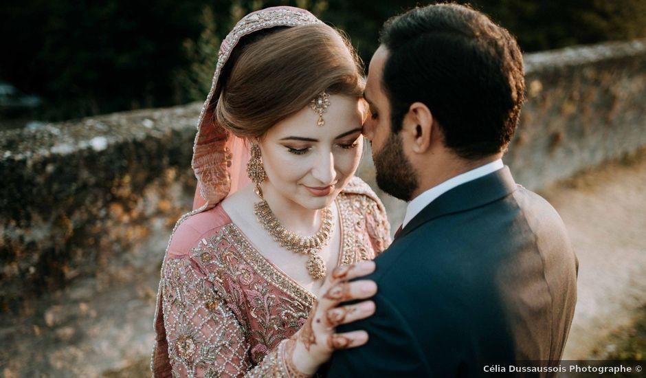 Le mariage de Hassan et Sandra à Villiers-le-Bel, Val-d'Oise