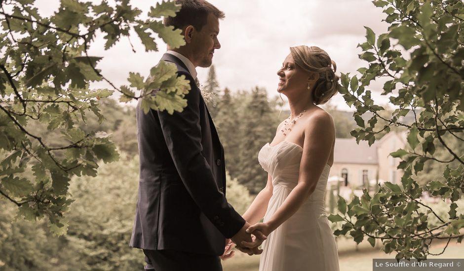 Le mariage de Marc-Eric et Anne-Laure à Castres, Tarn