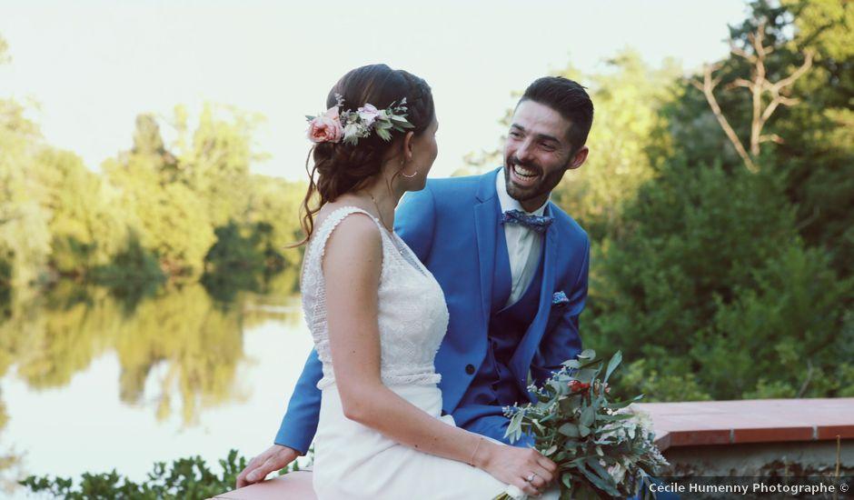 Le mariage de Maxime et Elodie à Castres, Tarn