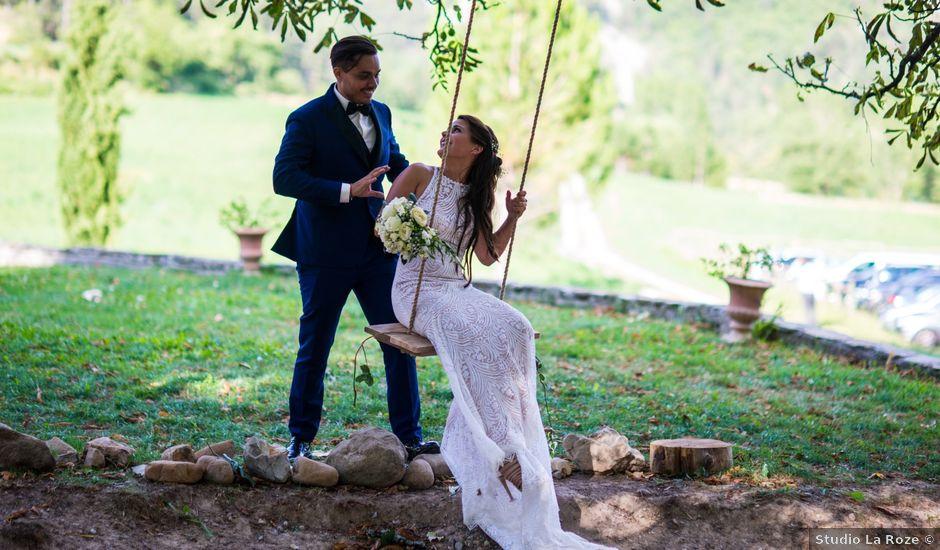 Le mariage de Kevin et Marjorie à Saint-Benoit, Alpes-de-Haute-Provence